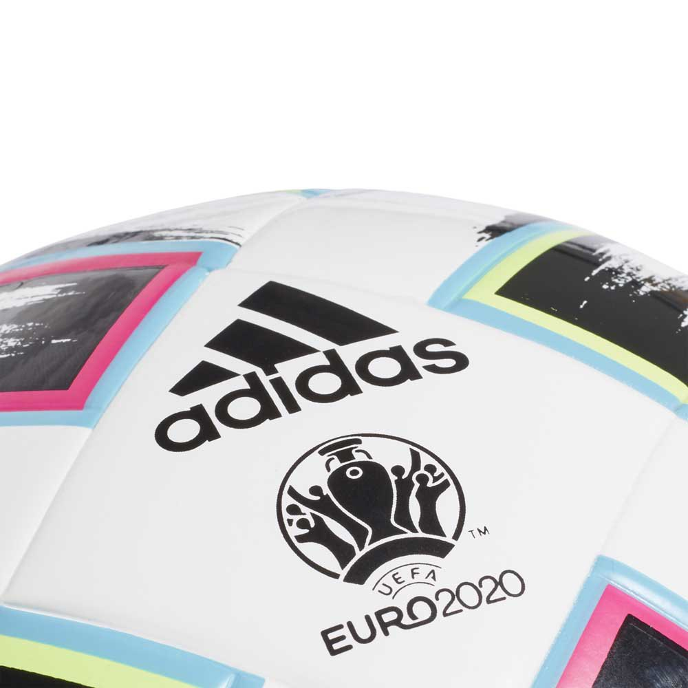 Мяч футбольный №4 Adidas Uniforia League Junior 350 Euro 2020 4